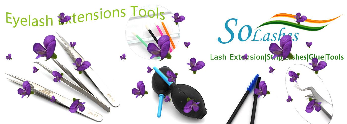 Lash Extension Tools Lash Extension Accessories So Lashes